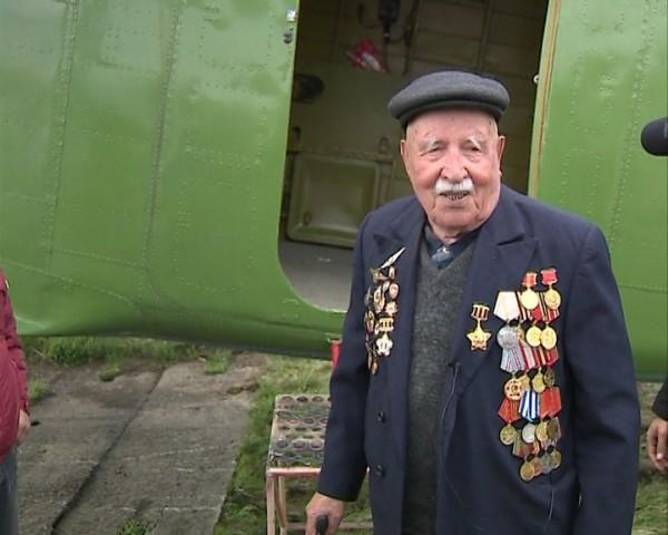 лётчик Коненко