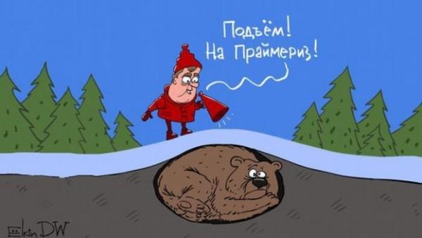 Праймериз Медведь